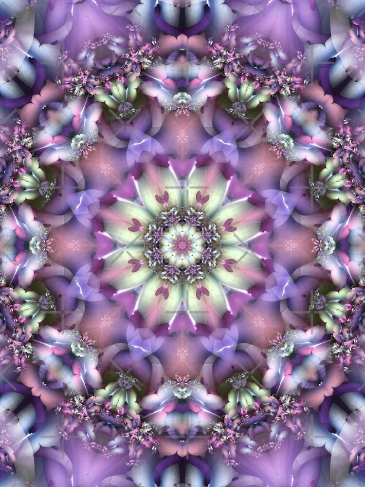 Lilac Mandala by kellydietrich