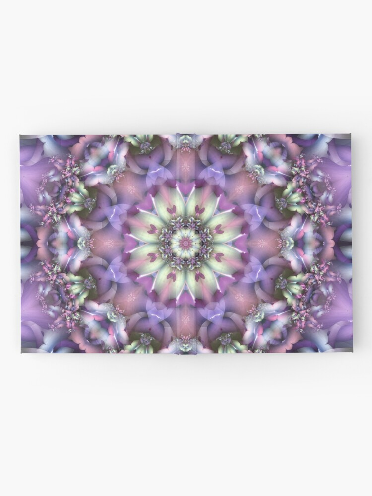 Alternate view of Lilac Mandala Hardcover Journal
