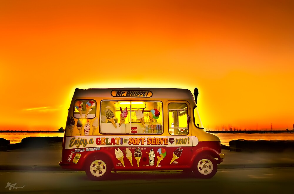 Mr Whippy by Melinda Kerr