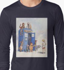 Doctor Pooh Long Sleeve T-Shirt