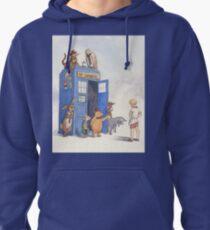 Doctor Pooh Pullover Hoodie