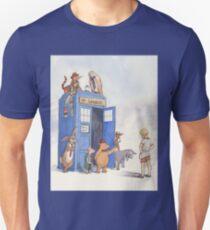 Doktor Pooh Slim Fit T-Shirt