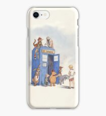 Doctor Pooh iPhone Case/Skin