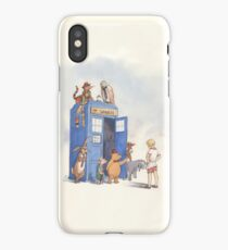 Doctor Pooh iPhone Case
