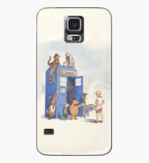 Doctor Pooh Case/Skin for Samsung Galaxy
