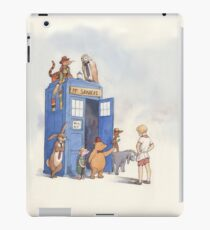 Doctor Pooh iPad Case/Skin
