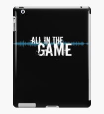 """All in the Game - """"The Wire"""" (Light) iPad Case/Skin"""