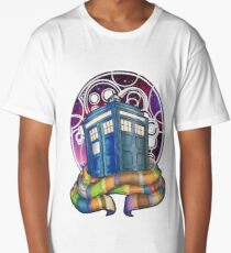 Would You Like A Jelly Baby Long T-Shirt