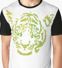 Tiger Number 2 Graphic T-Shirt