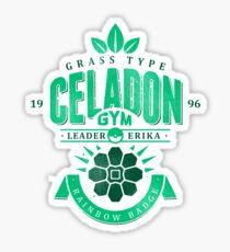 Celadon Gym Sticker