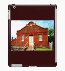 Royal Hall, Hill End iPad Case/Skin