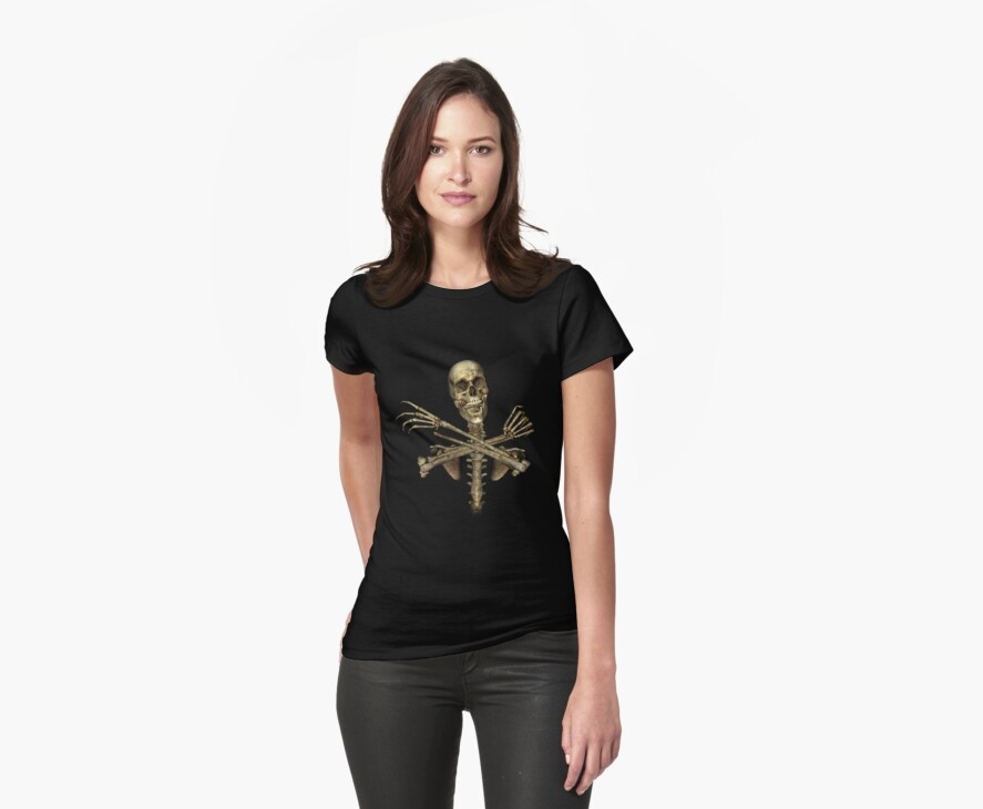 Sarah's Skull and Crossbones by Pendraia