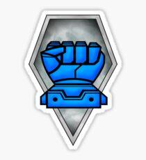 Steiner's pride Sticker