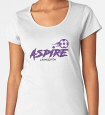 Launceston Aspire Paintball Team - Location Women's Premium T-Shirt