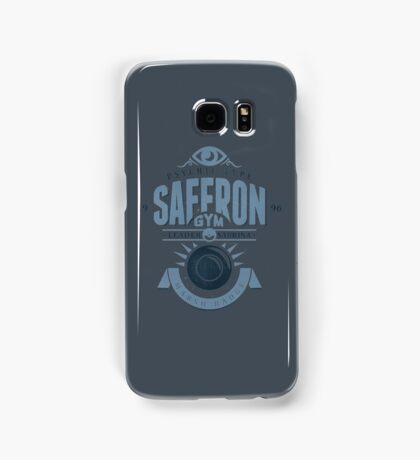 Saffron Gym Samsung Galaxy Case/Skin