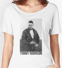 Tommy Robinson Women's Relaxed Fit T-Shirt