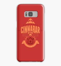 Cinnabar Gym Samsung Galaxy Case/Skin