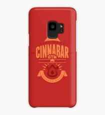 Cinnabar Gym Case/Skin for Samsung Galaxy