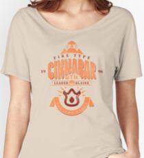 Cinnabar Gym Women's Relaxed Fit T-Shirt