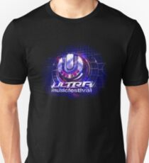 The Great Ultra Music Festival Logo Unisex T-Shirt