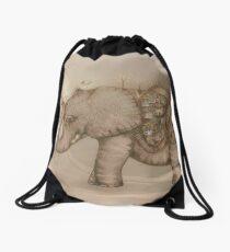 Magic Elephant Drawstring Bag