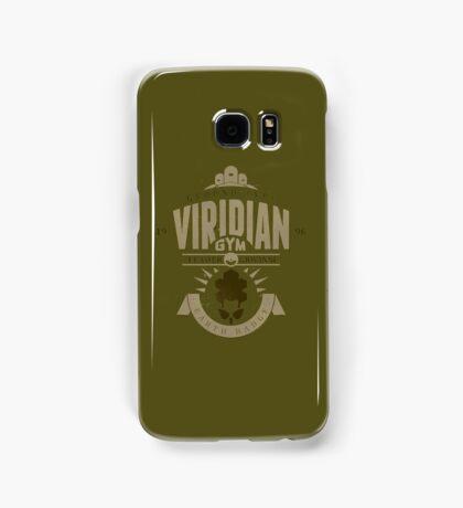 Viridian Gym Samsung Galaxy Case/Skin