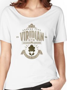 Viridian Gym Women's Relaxed Fit T-Shirt