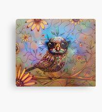 little love bird Metal Print