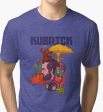 The Mind of Kubrick Tri-blend T-Shirt