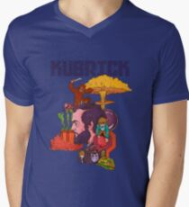The Mind of Kubrick Men's V-Neck T-Shirt