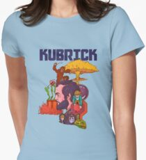 The Mind of Kubrick Womens Fitted T-Shirt