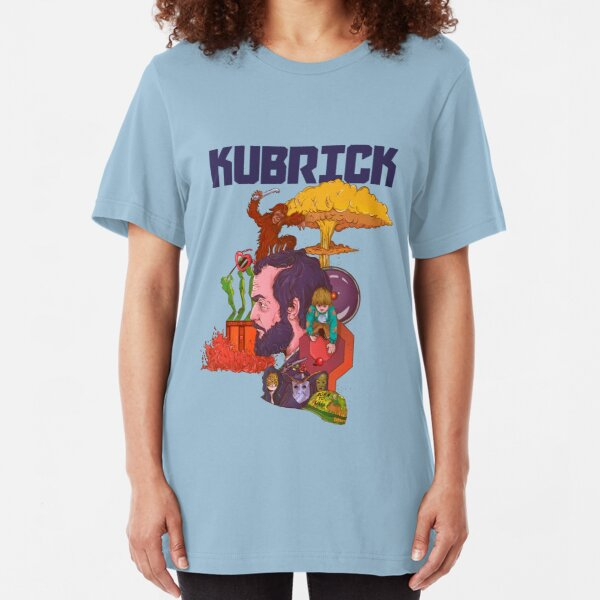 The Mind of Kubrick Slim Fit T-Shirt