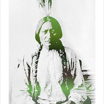 Sitting Bull by VampicaX