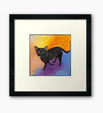 The Dog Next Door (Bonnie) Framed Print