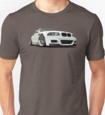 E46 M3 CarToon Unisex T-Shirt