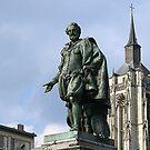 Antwerp - Peter Paul Rubens by Gilberte