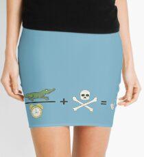 Piratical Equation No. 1 Mini Skirt