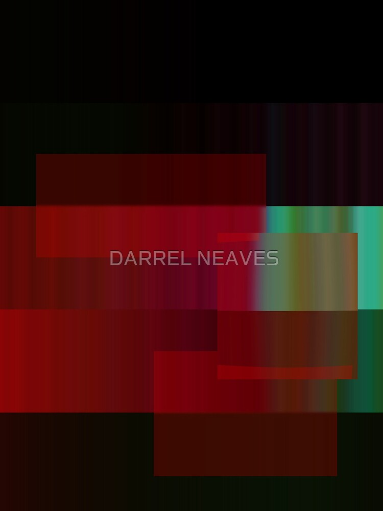 red box by DARREL NEAVES