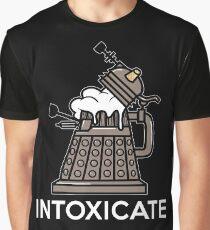 Dalek Intoxicate Graphic T-Shirt