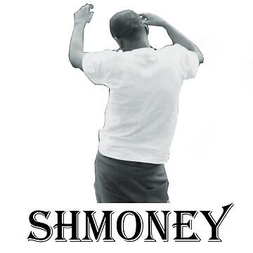 Shmoney Dance T-Shirt by Dylkel