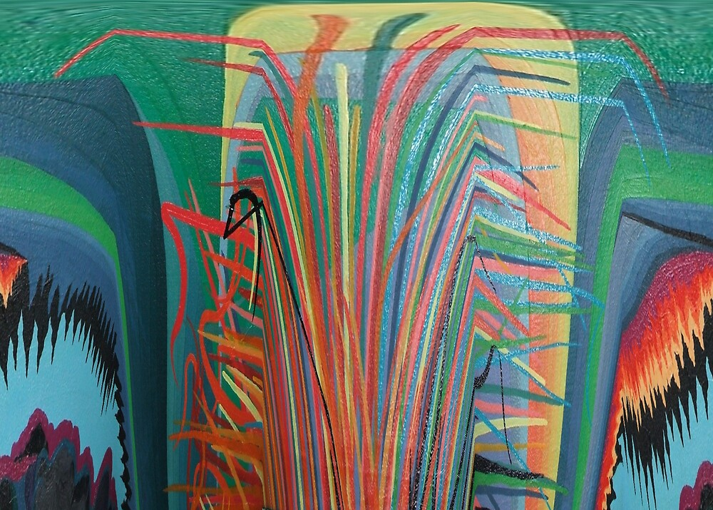 Movement of Color by Jamie Winter-Schira