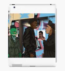 Frustrated DJ Auditioner  iPad Case/Skin