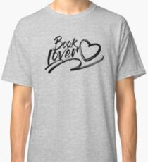 book lover Classic T-Shirt