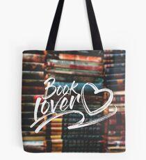 Bolsa de tela Amante de libros