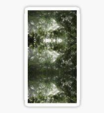 Nature's Canopy Sticker