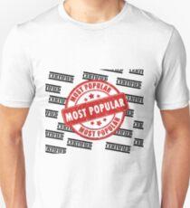 Most Popular Unisex T-Shirt