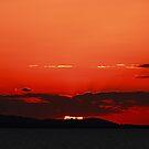 Naxos sunset by zumi