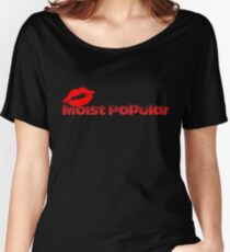 Moist Popular Women's Relaxed Fit T-Shirt