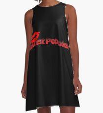 Moist Popular A-Line Dress