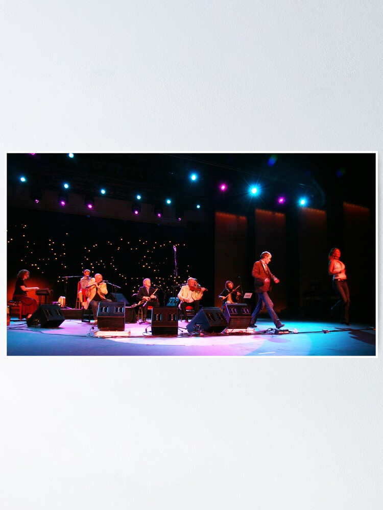 Alternate view of The Chieftains Live in Mallorca Poster
